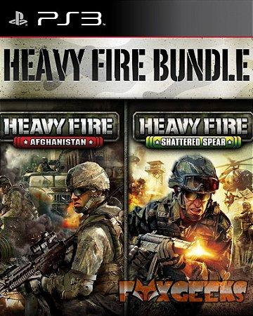 HEAVY FIRE BUNDLE [PS3]