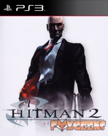 HITMAN 2 SILENT ASSASSIN HD [PS3]