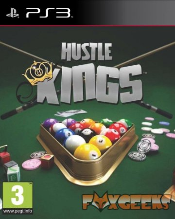 HUSTLE KINGS [PS3]