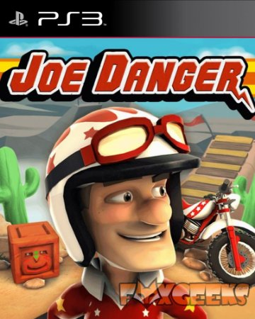 JOE DANGER [PS3]