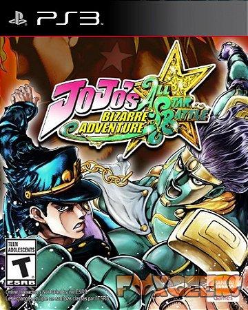 JOJO`S BIZARRE ADVENTURE ALL STARS BATTLE [PS3]