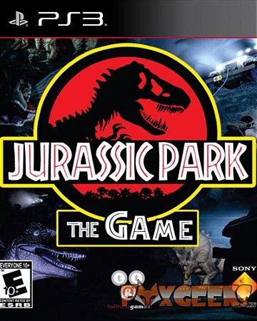JURASSIC PARK THE GAME - FULL SEASONPSN [PS3]