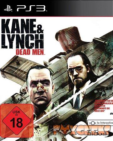 KANE & LYNCH DEAD MEN [PS3]