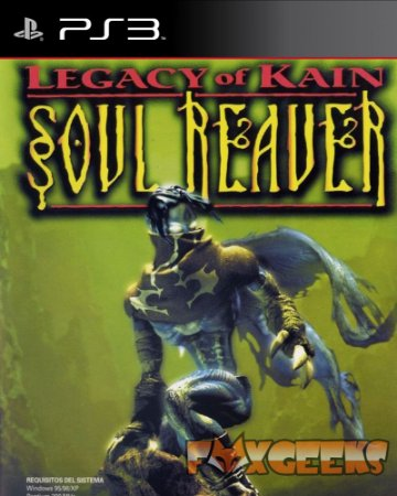 LEGACY OF KAIN SOUL REAVER [PS3]