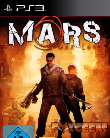 MARS WAR LOGS [PS3]