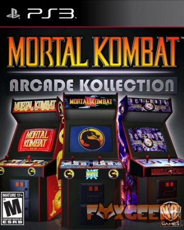 MORTAL KOMBAT ARCADE KOLLECTION [PS3]