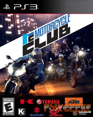 MOTORCYCLE CLUB [PS3]