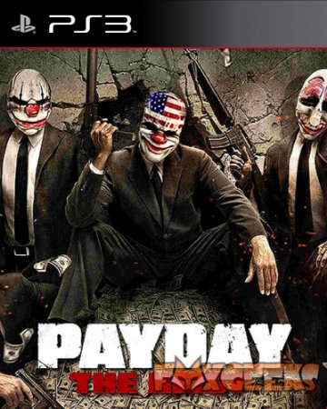 PAYDAY THE HEIST [PS3]
