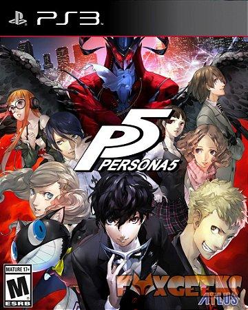 PERSONA 5 [PS3]
