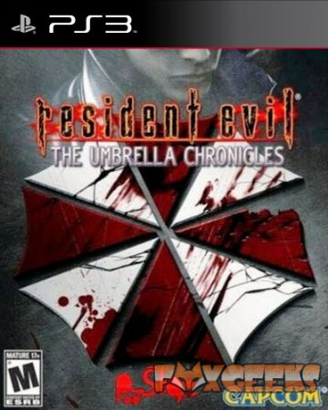 RESIDENT EVIL THE UMBRELLA CHRONICLES [PS3]