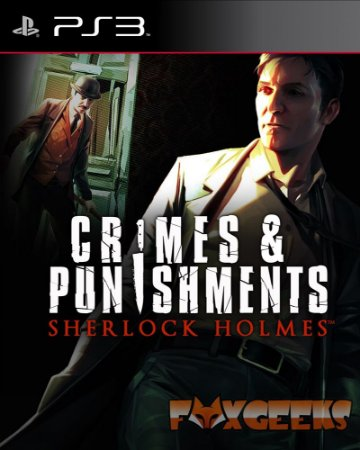 SHERLOCK HOLMES CRIMES AND PUNISHMENTS [PS3]