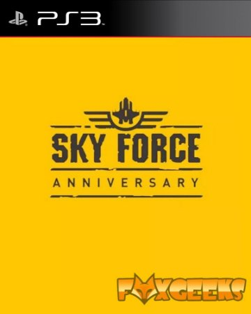 SKY FORCE ANNIVERSARY [PS3]