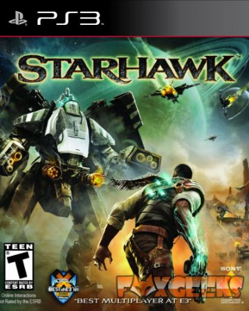STARHAWK ULTIMATE EDITION [PS3]