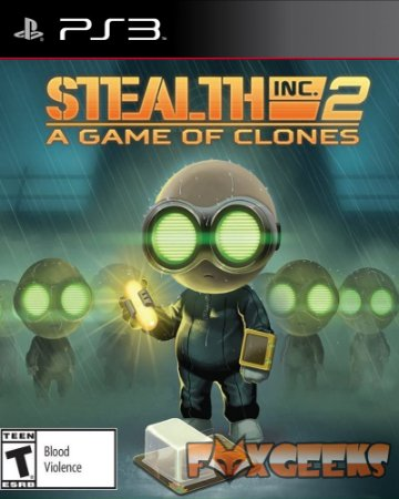 STEALTH INC 2 A GAME OF CLONES [PS3]