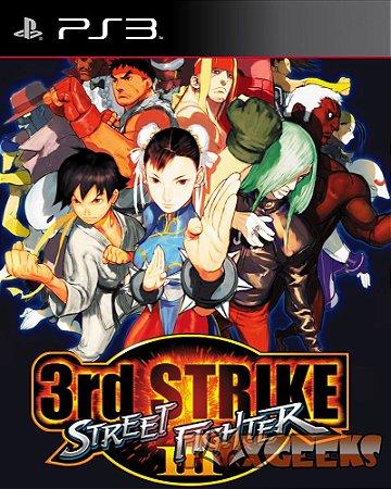 STREET FIGHTER 3 THIRD STRIKE [PS3]