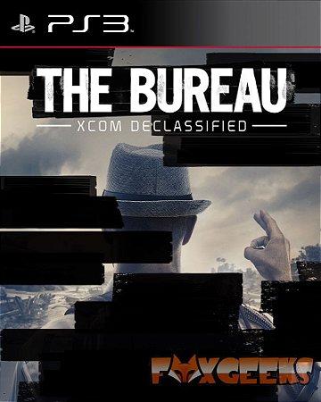 THE BUREAU XCOM DECLASSIFIED [PS3]