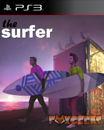 THE SURFER [PS3]