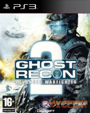 TOM CLANCYS GHOST RECON ADVANCED WARFIGHTER 2 [PS3]