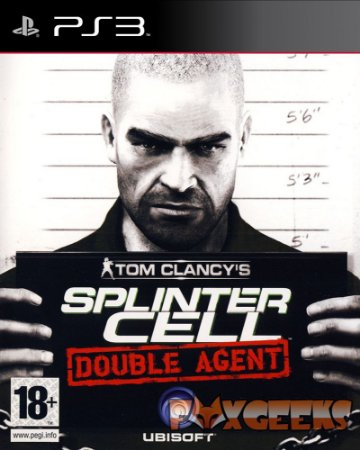 TOM CLANCYS SPLINTER CELL DOUBLE AGENT [PS3]