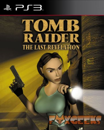 TOMB RAIDER THE LAST REVELATION [PS3]