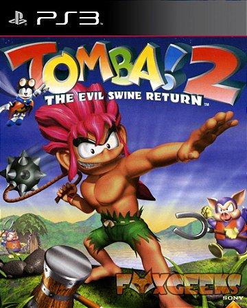 TOMBA! 2 (PSONE CLASSIC) [PS3]