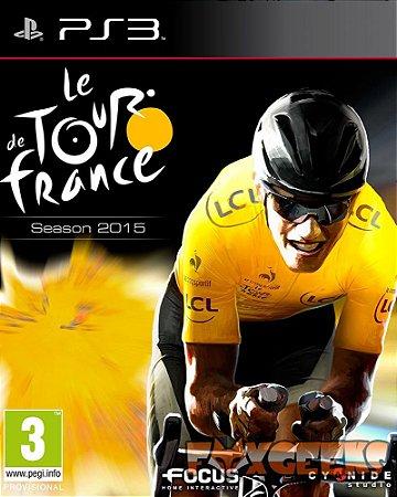 TOUR DE FRANCE 2015 [PS3]