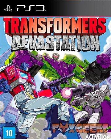 TRANSFORMERS DEVASTATION [PS3]