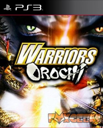WARRIORS OROCHI [PS3]