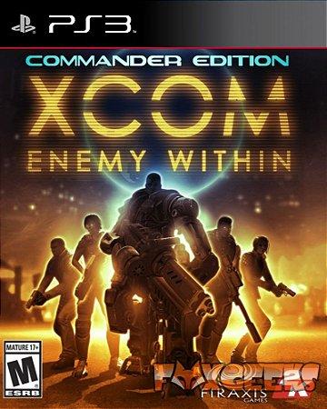 XCOM ENEMY WITHIN [PS3]