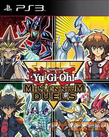 YU-GI-OH! MILLENNIUM DUELS [PS3]