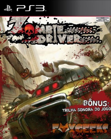 ZOMBIE DRIVER HD [PS3]
