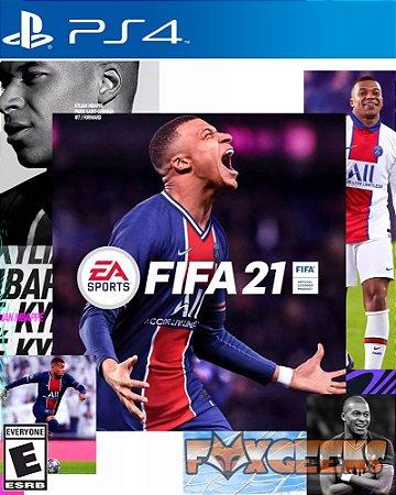 FIFA 21 Edição Standard [PS4]