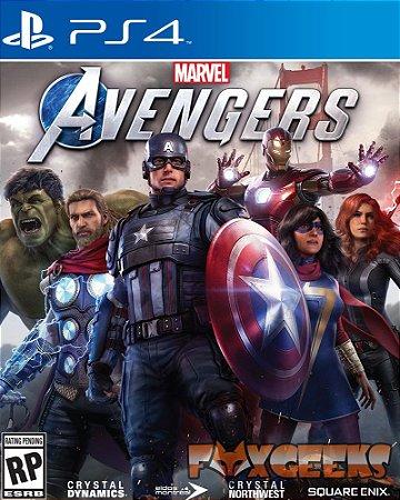 Marvel`s Avengers [PS4]