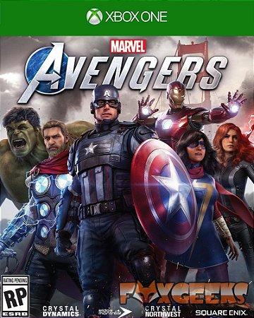 Marvel`s Avengers [Xbox One]