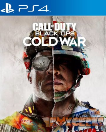 Call of Duty: Black Ops Cold War [PS4]