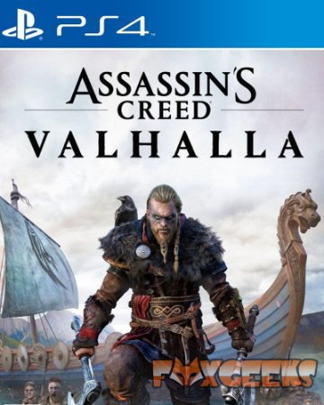 Assassin's Creed Valhalla [PS4]