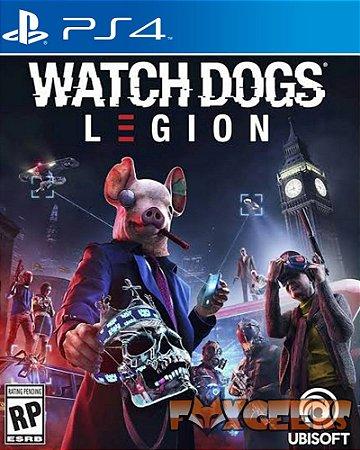 Watch Dogs Legion [PS4]