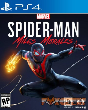 Marvel's Spider-Man: Miles Morales [PS4]