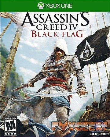 Assassin's Creed IV Black Flag [Xbox One]