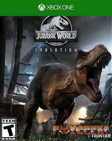JURASSIC WORLD EVOLUTION [Xbox One]
