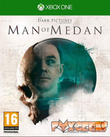 The Dark Pictures Anthology: Man Of Medan [Xbox One]