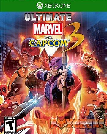 ULTIMATE MARVEL VS CAPCOM 3 [Xbox One]