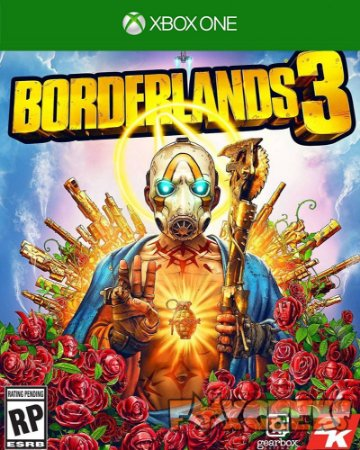 BORDERLNDS 3 [Xbox One]