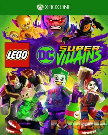 LEGO DC: Super Villains [Xbox One]