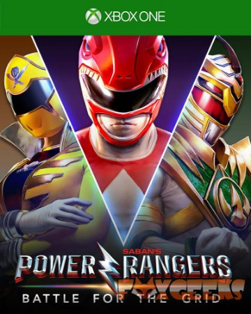 POWER RANGERS: BATTLE FOR THE GRID [Xbox One]
