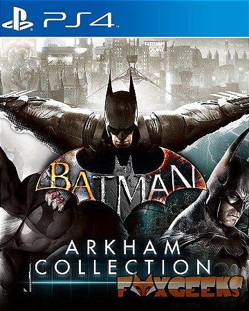 Batman: Arkham Collection [PS4]