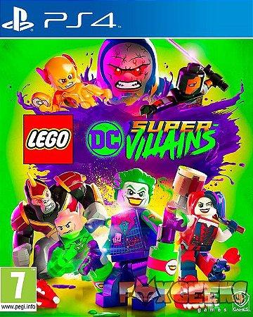 LEGO DC Super-Vilões [PS4]