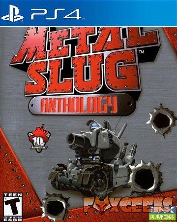 METAL SLUG ANTHOLOGY [PS4]