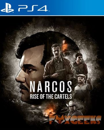 Narcos: Rise of the Cartels [PS4]