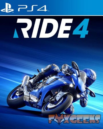 RIDE 4  [PS4] [PS5]